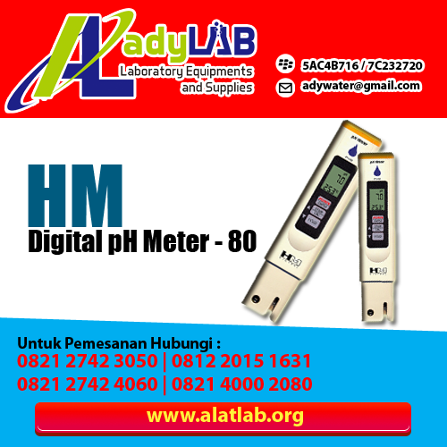 HM digital - Ph - 80
